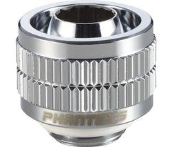 PHANTEKS Glacier 16/10 mm Compression Fitting - Mirror Chrome