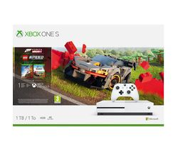 MICROSOFT Xbox One S with Forza Horizon 4 & LEGO Speed Champions