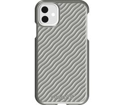 Ocean Wave iPhone 11 Case - Dolphin Grey