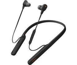 SONY WI-1000XM2 Wireless Bluetooth Noise-Cancelling Earphones - Black