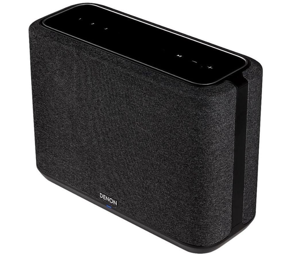 DENON Home 250 Wireless Multi-room Speaker - Black, Black