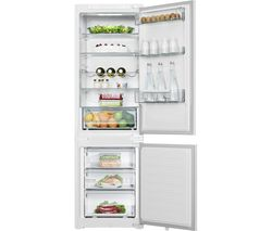KIFF7020 Integrated 70/30 Fridge Freezer - Sliding Hinge