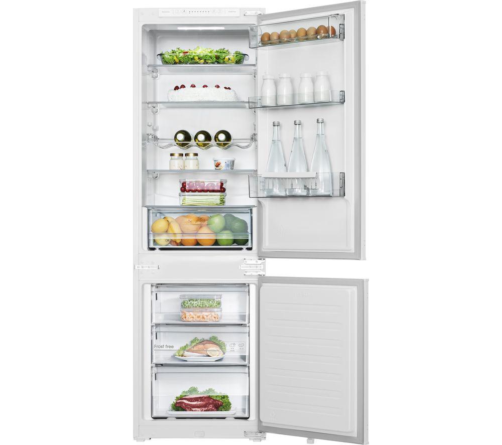KENWOOD KIFF7020 Integrated 70/30 Fridge Freezer - Sliding Hinge
