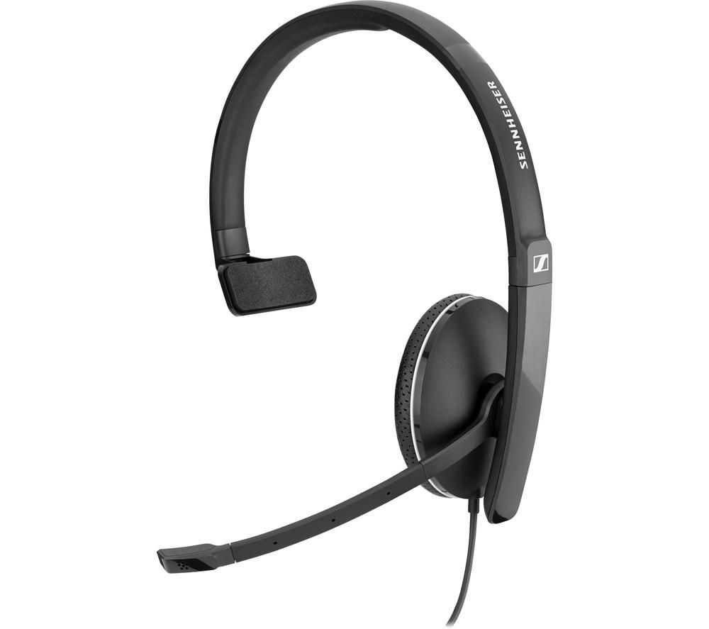Image of SENNHEISER ADAPT SC 135 USB Headset - Black, Black