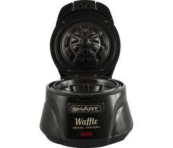Modern SWB7000B Waffle Bowl Maker - Black