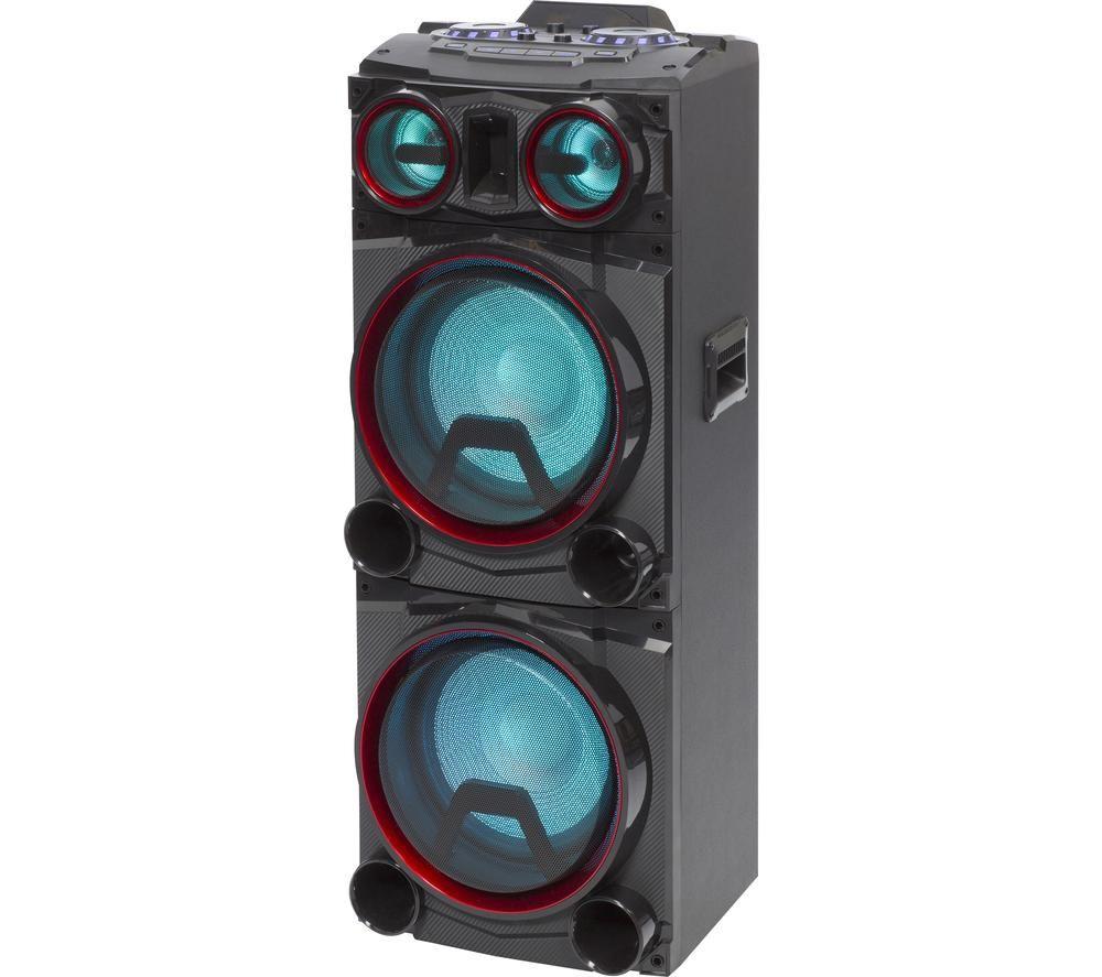 DAEWOO AVS1300 Bluetooth Megasound Party Speaker - Black