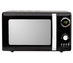 DAEWOO Kensington SDA1655 Solo Microwave - Black Best Price, Cheapest Prices