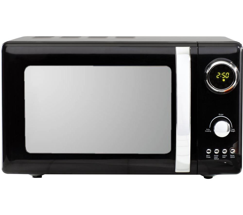DAEWOO Kensington SDA1655 Solo Microwave - Black