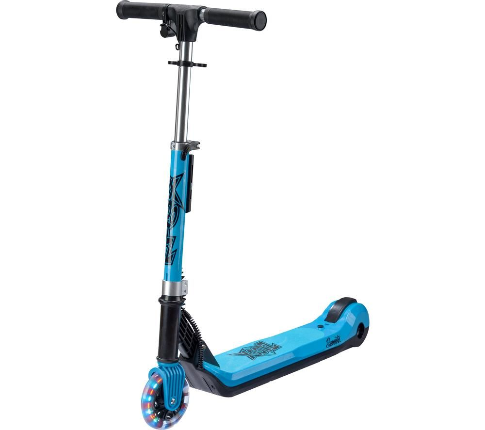 XOOTZ Elements TY6018B-1 Electric Scooter - Blue