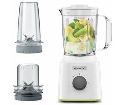 Blend-X 3-in-1 Blender - White & Green