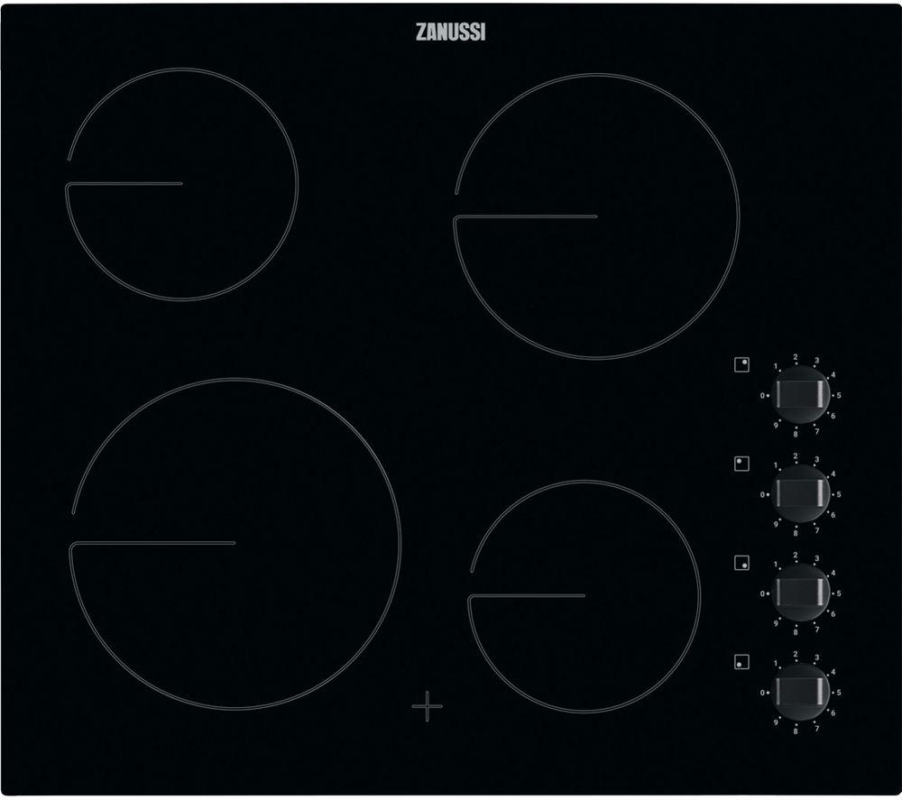 ZANUSSI ZANUSSI ZHRN640K, Black