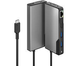 Fusion Series MAX 6-Port USB Type-C Hub