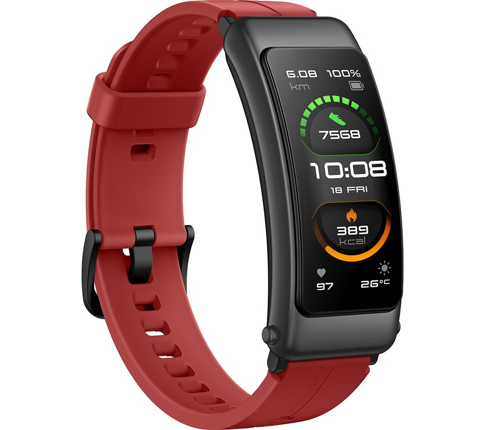 HUAWEI TalkBand B6 - Coral Red