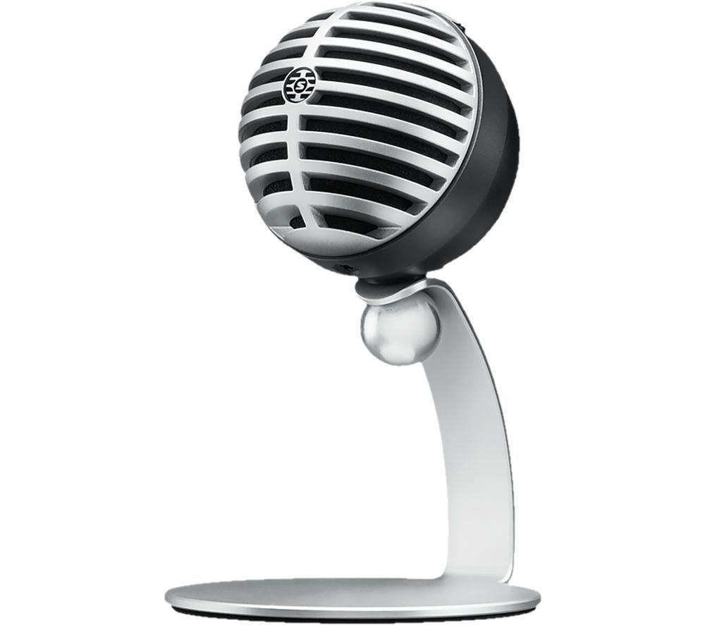 SHURE Motiv MV5 Microphone - Grey