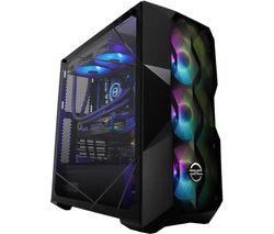 Tornado R7X Gaming PC - AMD Ryzen 7, RTX 3080, 2 TB HDD & 512 GB SSD