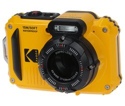 PIXPRO WPZ2 Tough Compact Camera - Yellow