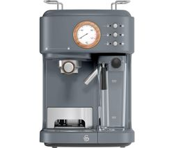 Nordic One Touch SK22150GRYN Coffee Machine - Grey