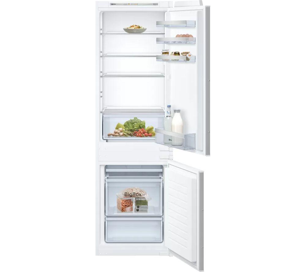 NEFF N50 KI5862SF0G Integrated 60/40 Fridge Freezer - Sliding Hinge