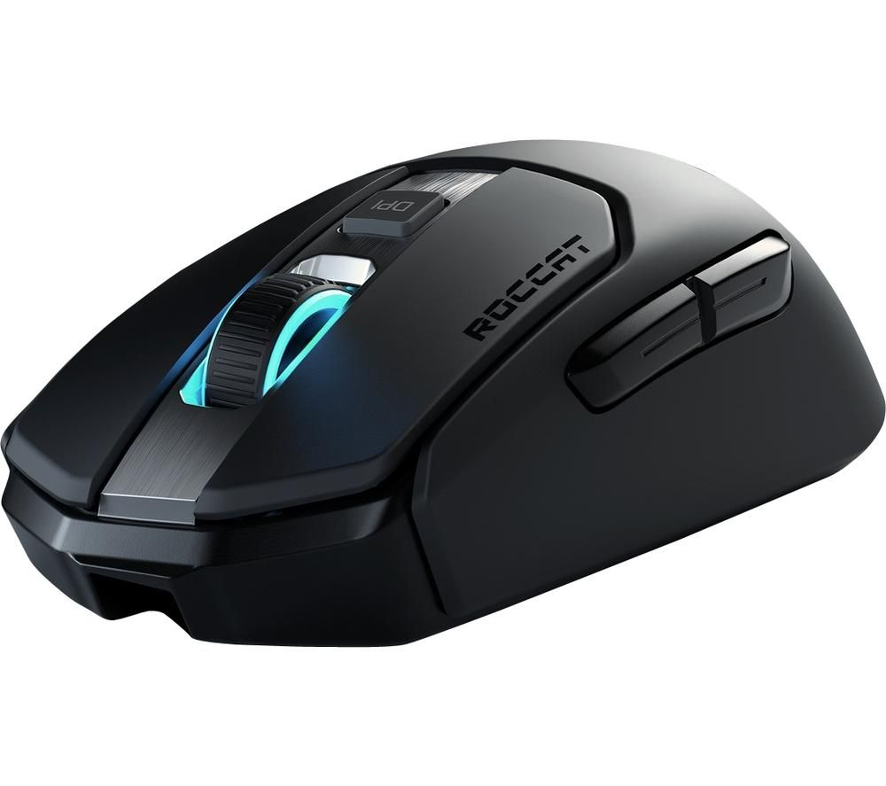 Image of ROCCAT Kain 200 AIMO Wireless Optical Gaming Mouse
