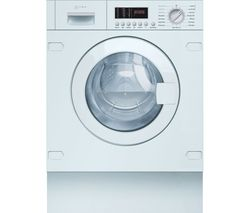 V6540X2GB Integrated Washer Dryer