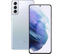Galaxy S21+ 5G - 256 GB, Silver