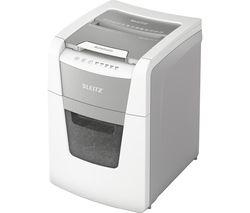 IQ AutoFeed Small Office 100 P5 Micro Cut Paper Shredder