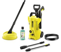 K2 Power Control Home Pressure Washer - 110 bar