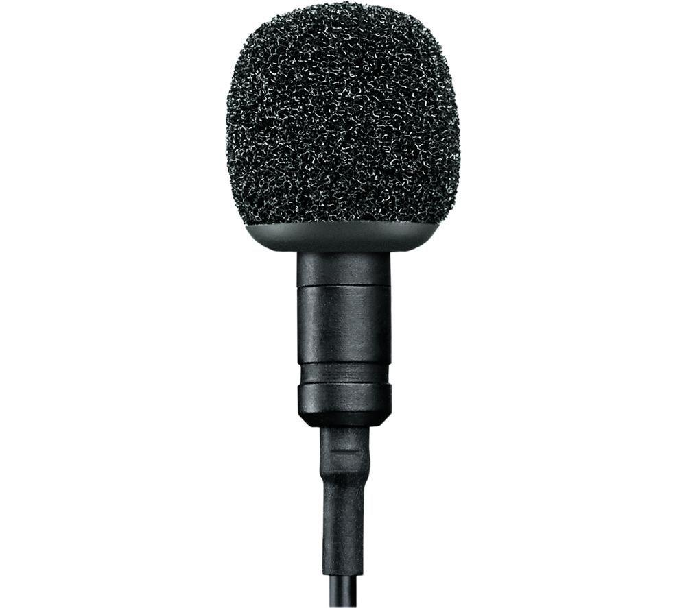 SHURE MVL Lavalier Content Creation Microphone