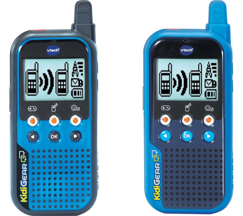 VTECH KidiGear 518503 Walkie Talkies - Twin Pack