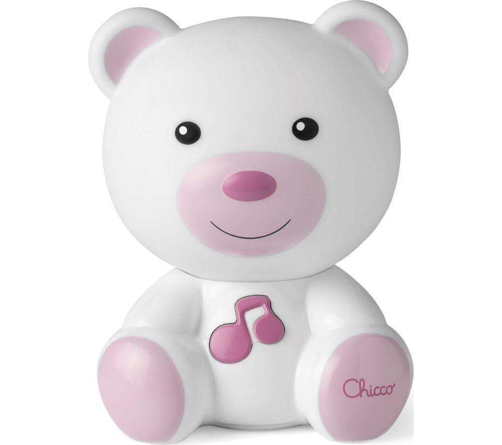 CHICCO Dreamlight Bear - Pink
