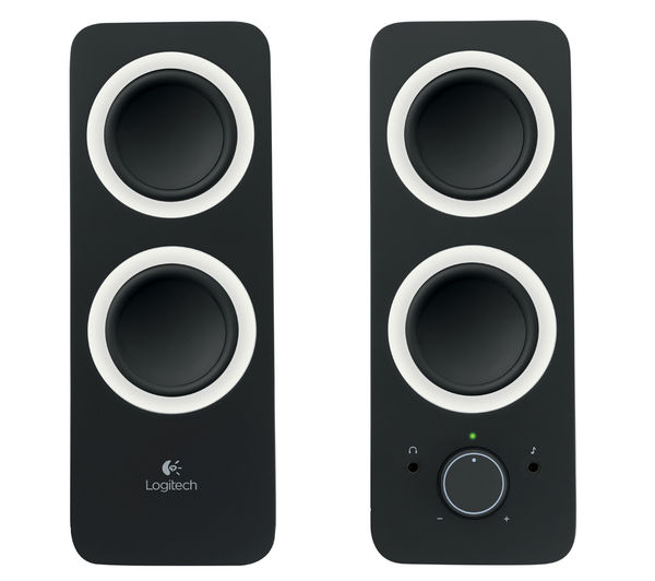 ee873422f26 LOGITECH Z200 Multimedia 2.0 PC Speakers Deals | PC World