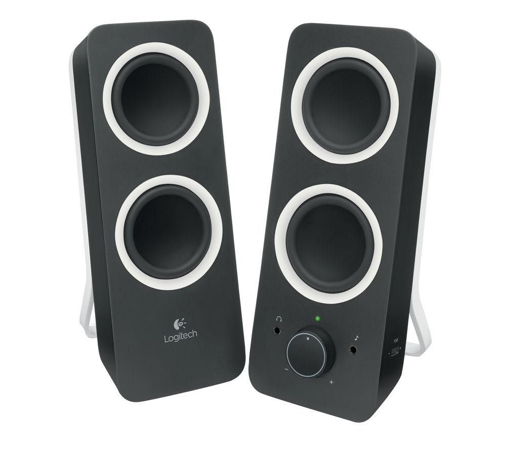 Image of LOGITECH Z200 Multimedia 2.0 PC Speakers