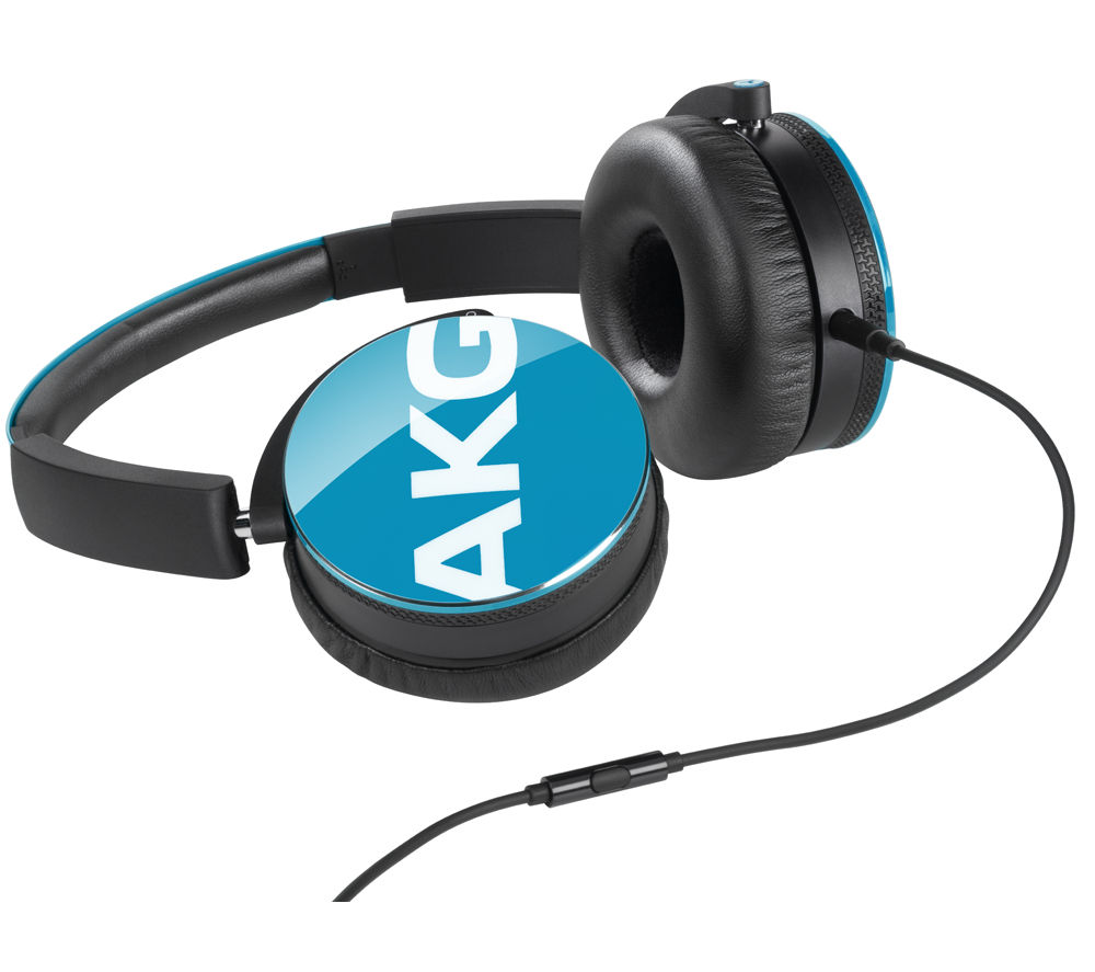 AKG Y50 Headphones - Teal