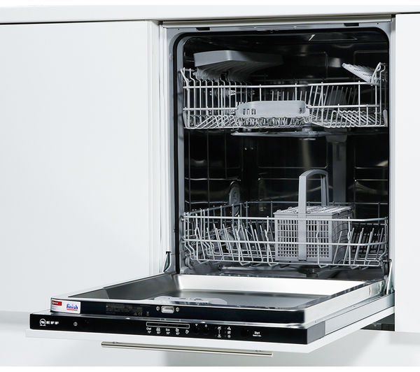 Buy Neff S51e50x3gb Full Size Integrated Dishwasher Free Delivery