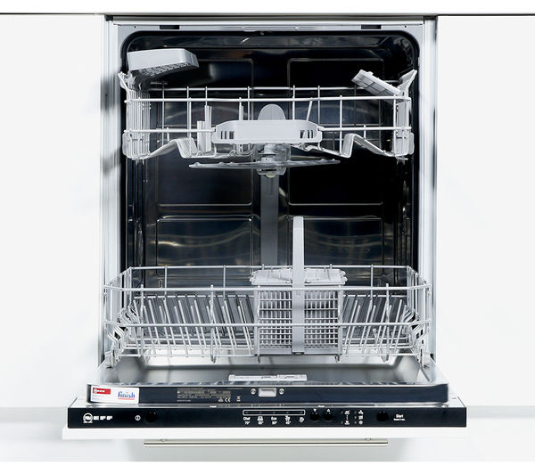 Neff S51e50x3gb Full Size Integrated Dishwasher Fast Delivery Currysie