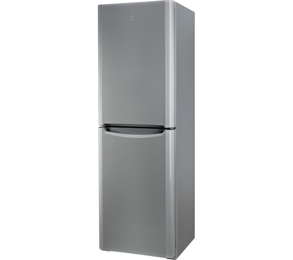 INDESIT BIAA134PSI Fridge Freezer - Silver