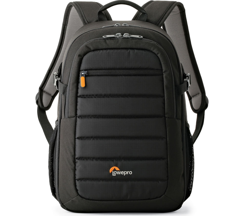 LOWEPRO Tahoe BP 150 DSLR Camera Backpack – Black