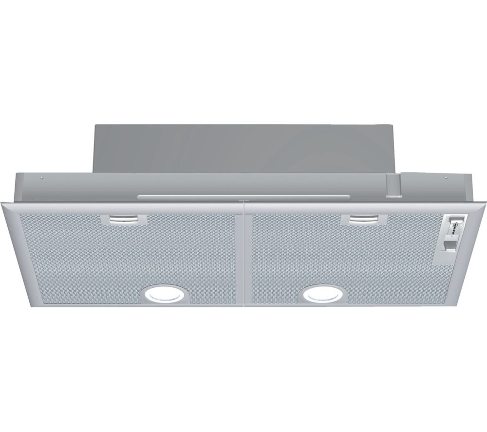 Image of NEFF D5855X0GB Canopy Hood - Silver, Silver