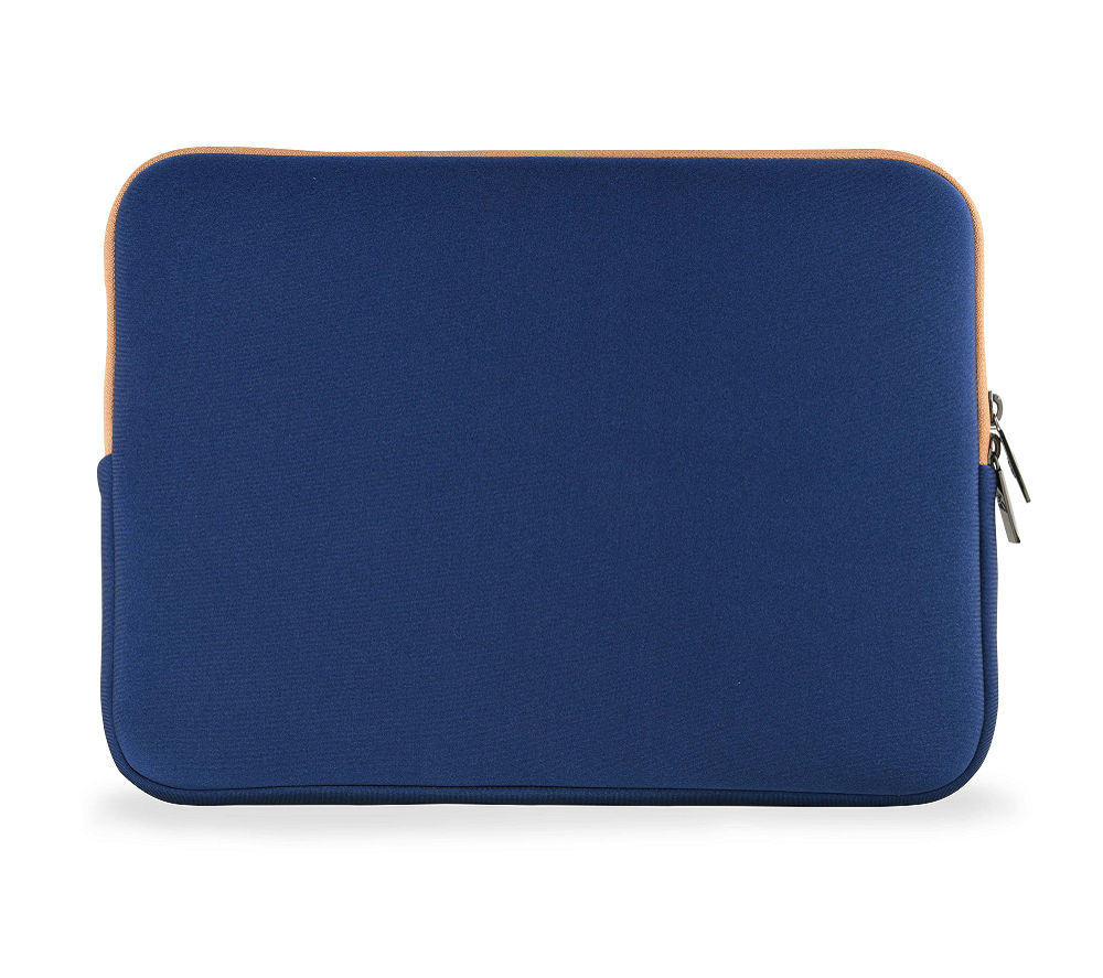 "Image of GOJI G13LSNV16 13"" Laptop Sleeve - Navy, Navy"
