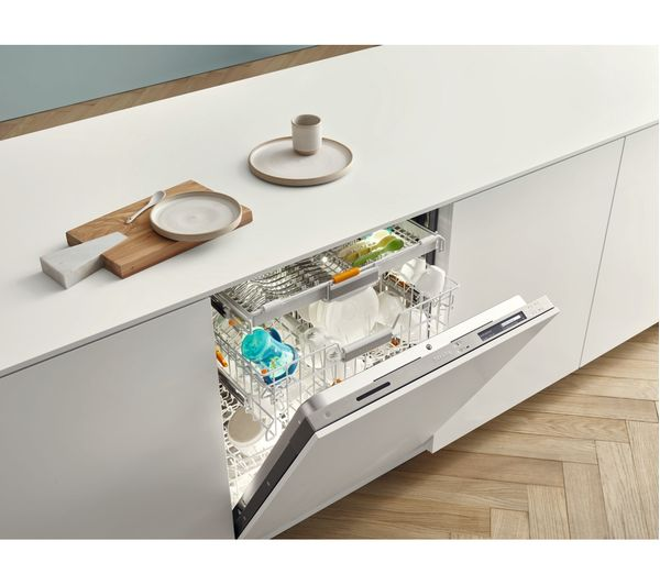 buy miele g6770scvi full size integrated dishwasher free delivery currys. Black Bedroom Furniture Sets. Home Design Ideas