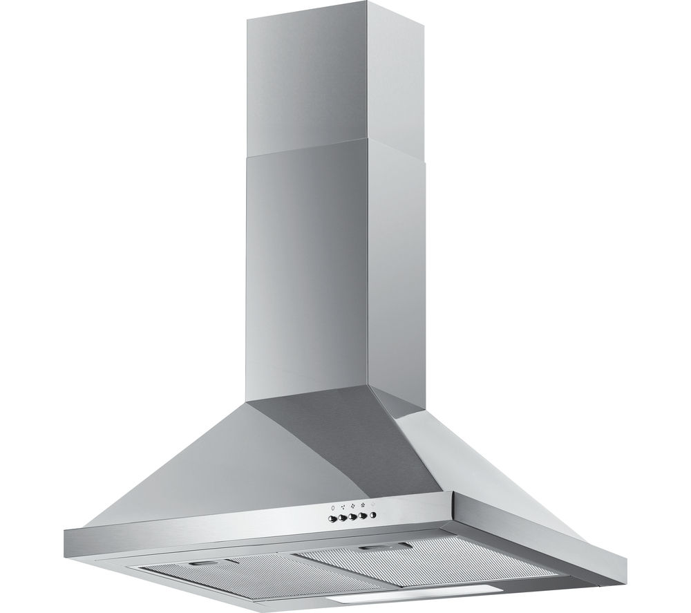 Chimney Hood Product ~ Baumatic f ss chimney cooker hood stainless steel