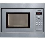 BOSCH HMT75M551B Built-in Solo Microwave - Stainless Steel