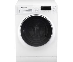 HOTPOINT RD966JD UK Washer Dryer - White