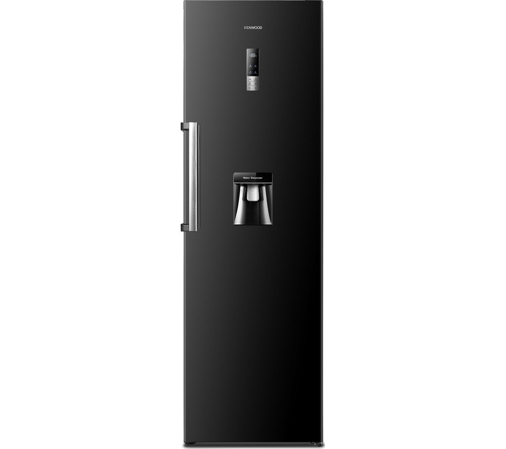 KENWOOD KTLD60B17 Tall Fridge - Gloss Black