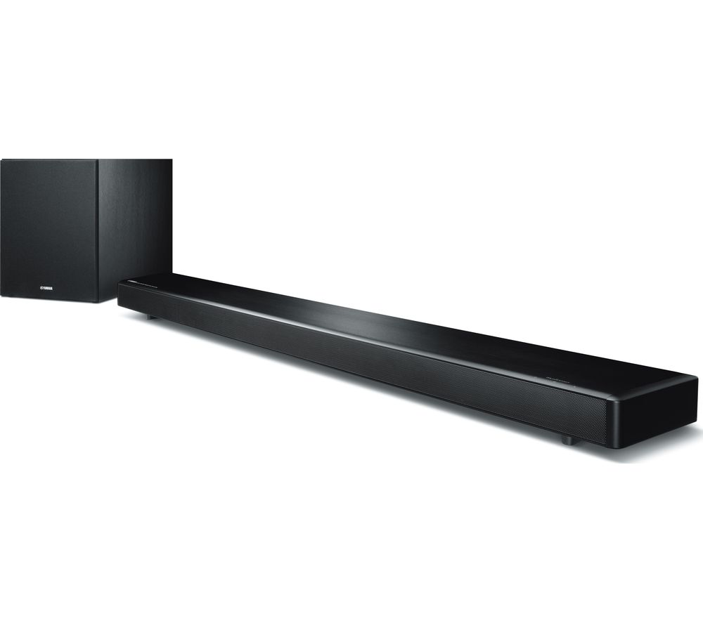 YAMAHA YSP2700 7.1 Wireless Sound Bar - Black