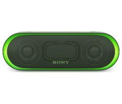 SONY SRS-XB20 Portable Bluetooth Wireless Speaker - Green