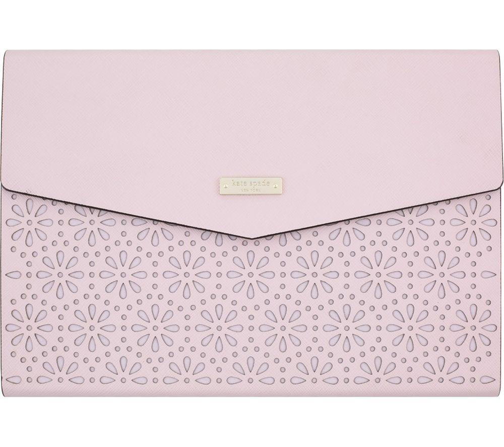 "KATE SPADE New York Leather iPad Pro 9.7"" Envelope Folio Case - Rose"