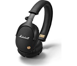 MARSHALL Monitor Wireless Bluetooth Headphones - Black