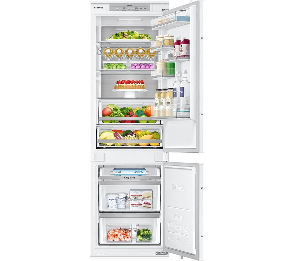 Compare prices for Samsung BRB260031WW-EU Integrated 60-40 Fridge Freezer
