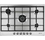 SMEG P372XGH Gas Hob - Stainless Steel